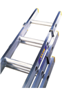 Lyte Professional Trade 3 Section Extension Ladder