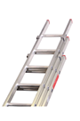 Lyte Domestic 3 Section Extension Ladder