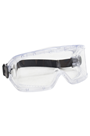 Impact Resistant Clear Lens Safety Goggles EN166