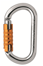 Oval Aluminium Triact Locking System Karabiner – Optimal Positioning PETZL-M33TL