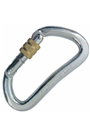 KONG Heavy Duty 60kN Screwgate Karabiner