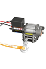 Electric Pulling Versatile Vehicle Winch 12vDC 2500LBS (1136kgs) DW2500