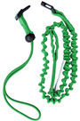 Tree Climbing 5KG Bungee Tool Lanyard & Connecting Buckle