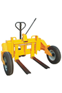 Heavy Duty 1.2 Tonne Rough Terrain/ Field/ Mud/ Forrest Pallet Truck Trolley PT-RRT12