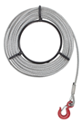 20m - 50m 5400 Kg Portable Winch Rope Pulling, Lifting, Lowering And Load Secure WR5400