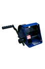 Manual Lifting/ Hoisting Hand Winch - Type A, WLL 300 kg - Automatic Brake System & Rope Options Available WINCH-300-A