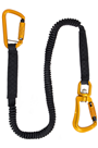 Tool Safe Bungee Swivel Type Lanyard – 15KG – Twist Lock Karabiners