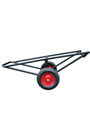 Forestry Log Trolley - Long Pipe/ Log 1515mm Length 300kg