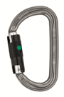 Aluminium Karabiner With Ball Automatic Locking Mechanism PETZL-M34ABL
