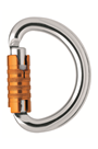 Multi-directional Semi-Circle Karabiner With TRIACT Locking Mechanism PETZL-M37TL
