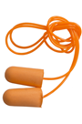 PU Corded Ear Plugs (pair) SNR:35dB