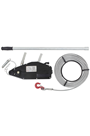 20 – 50mtr 5400kg Aluminium Portable Wire Rope Winch For Pulling, Lifting, Lowering And Securing Loads WRW5400.20
