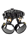 Petzl Sequoia SRT Maximum Comfort Tree Climbing Sit Harness PETZL-C69BFA-S1