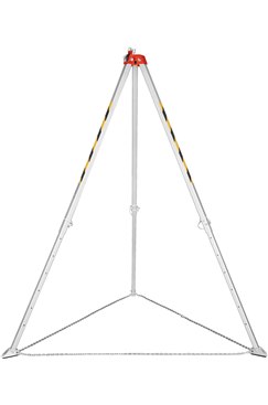 Aluminium Confined Space and Rescue Tripod by G-Force