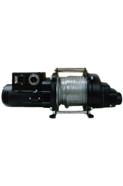 Electric Winch 110 Volt 500kg Lifting Capacity 6mm x 30mtr rope DUKE-DU-500S-110V