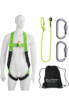 2-point Harness and Restraint Lanyard Kit