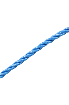 100mtr coil of 8mm Polypropylene Rope