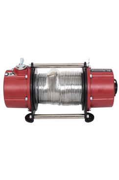 LiftinGear Battery Powered Portable Winch, Pulling force 750kg.