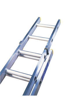 Lyte Professional Trade 2 Section Extension Ladder