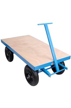 Heavy Duty Log/ Forestry Trolley 1tonne Solid Tyres CHEEKO3-SOLID