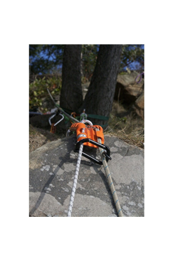 SMC Rope Tracker for Ropes up to 12.5mm by Lyon Equipment