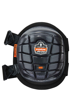 Ergodyne PROFLEX 355 Short Cap Injected Gel Knee Pads