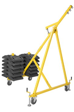 Deadweight Portable A-Frame Anchor System GFDW200