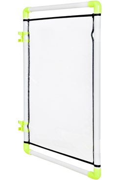 COVID-19 Interchangeable Protective PVC Screen 204cm x 133cm