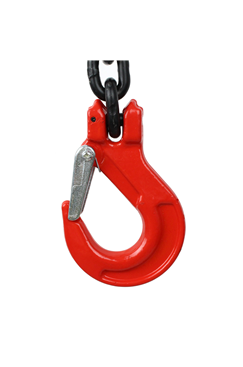 Economical Pulling Solution - Tow Chain Latch Hook 8Tonne TC8MM1LLH