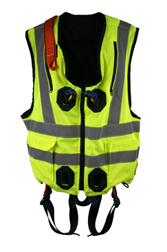 Safety Harness Jacket (Quick Release)