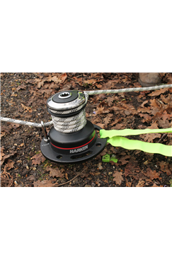 Lightweight 500kg Portable Easy Use Stainless Steel Drum Design Winch