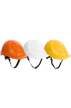 Safety Helmet with Ratchet Adjustment Premium Style EN397