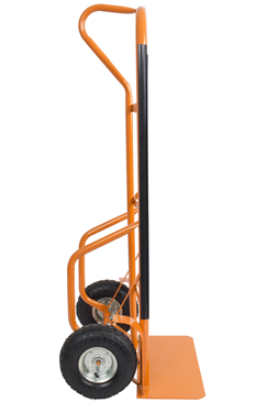 Easy Push/ Pull 300kg Sack Truck Pneumatic Wheels ST-JM800-P