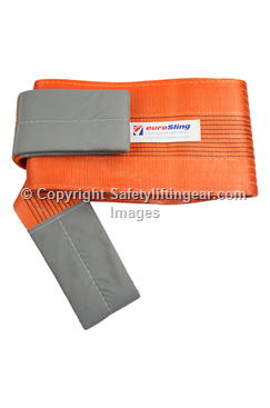 Webbing Lifting Polyester Strop/ Strap/ Sling 20T (10mtr to 20mtr) WEB20XLG