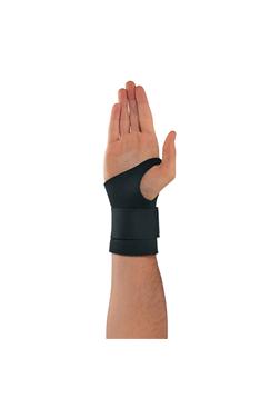 LARGE Ambidextrous Wrist Support Neoprene, Single Strap