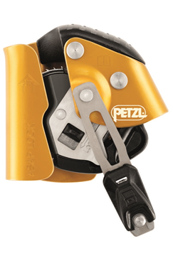 Petzl Mobile Fall Arrester With Shock Locking Function PETZL-B71ALU