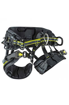 Edelrid Tree Core Climbing Triple Lock Height Safety Harness