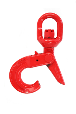 Grade 80 360 Degree Swivel Self Locking Hook To Suit Grade 80 Chain SWIV-SH-G8