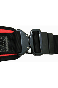 G-Force Quick Release Rope Access/ Sit Harness