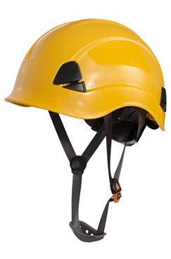 SKULLGUARD Tree Climbing & Rope Access Safety Helmet SKULL-GUARD-CH