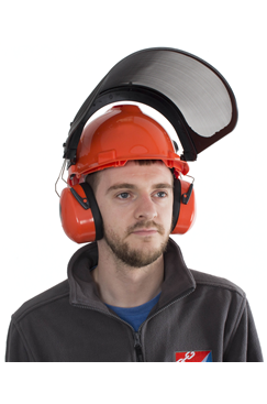 Forestry Helmet Set