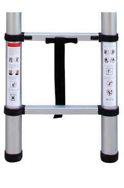 Telescopic Ladder - Aluminium