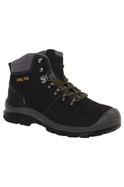 Steel toecap Water resistant Malvern Black Rock Safety Boots