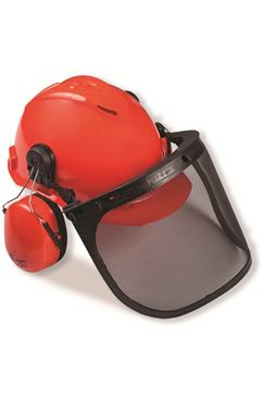Forestry Helmet Set