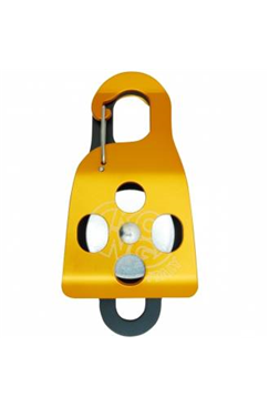 Twin Wire Rope Pulley – Double Sheave KONG-TWIN-WIRE