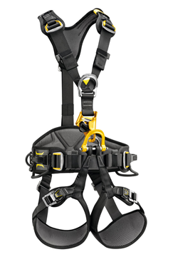 PETZL ASTRO Bod Fast Rope Access Safety Harness