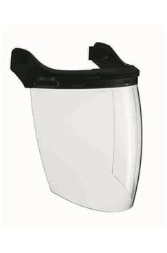 PETZL Protective Face Visor Shield - Fog Resistant PETZL-A14