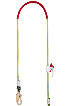 3 Meter Steel Core Positioning Lanyard for Arborist/ Tree Climbers