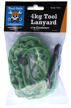 4KG Bungee Tool Lanyard