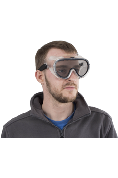Mesh Safety Goggles for Forestry Work